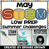 End of the Year/Summer STEM Challenges (May)