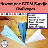STEM Challenges for November