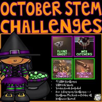 STEM Challenges for October