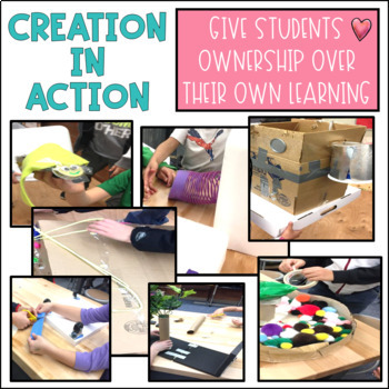 STEM Makerspace Activities About Inventions