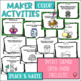 STEM Makerspace Activities About Insects