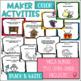 STEM Makerspace Activities MEGA GROWING BUNDLE {All Units}