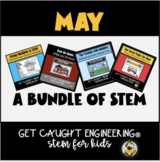 STEM Activities | May Bundle