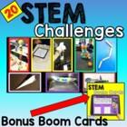 STEM Activities (20 Challenges)