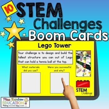 STEM Activities (20 Challenges) Pack 1