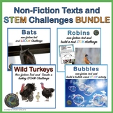 STEM Challenges and Non-Fiction Texts for Primary Grades BUNDLE
