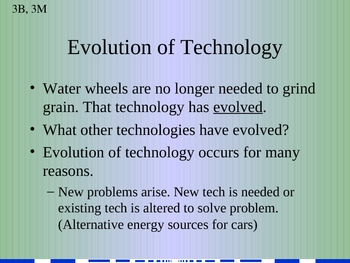 STEM - Characteristics and Scope Of Technology