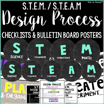 STEM Checklist and Bulletin Board Kit