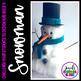 January Winter STEM Activities (Snowman Winter STEM Challenge)