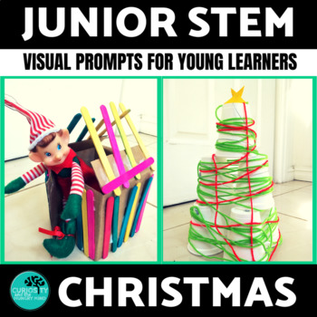 STEM Christmas Pre K, Kinder and SPED