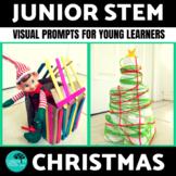 STEM Christmas Pre K, Kinder and SPED