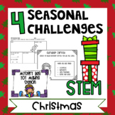 STEM Christmas Stations