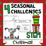 STEM Christmas Stations