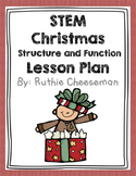 STEM Christmas Structure and Function Elves in the Workshop