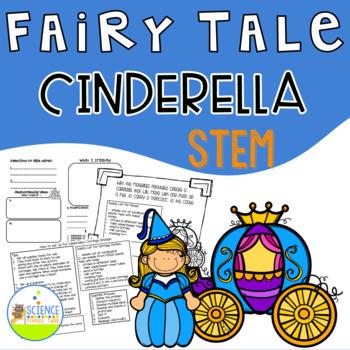 STEM Cinderella Capers Fairy Tale Fun