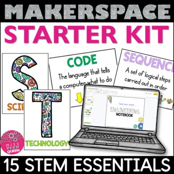 STEM STEAM Maker Space Classroom Kit