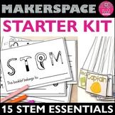 STEM STEAM Maker Space Classroom Kit