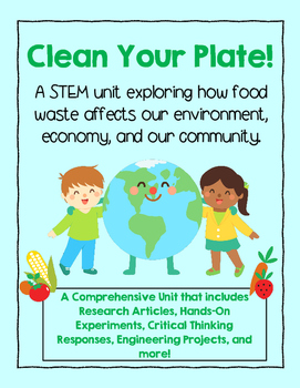STEM: Food Waste and the Environment
