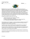 STEM Climate Change Project
