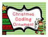 STEM Coding Christmas Ornament