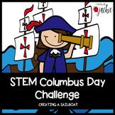 Columbus Day STEM Challenge