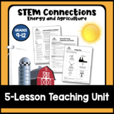 STEM Connections, Energy and Agriculture: Careers in Susta