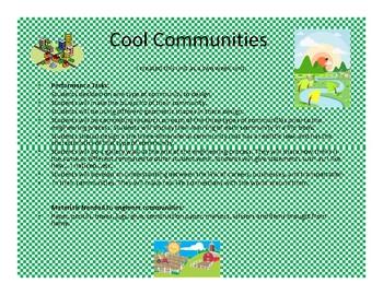 STEM Cool Communities