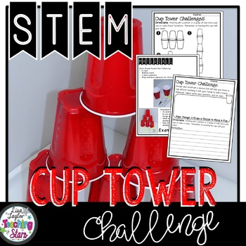 STEM Cup Tower Challenge