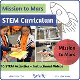STEM Curriculum: 10 Engineering STEM Activities (Summer Camp or STEM Club)