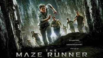 STEM DAY Maze Runner