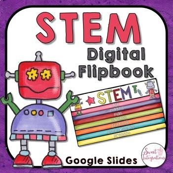 STEM DIGITAL FLIPBOOK: Project Guide
