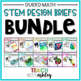 BUNDLE Second Grade Guided Math STEM Challenges