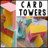 Card Tower STEM Challenge Mini Bundle