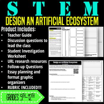 STEM Investigation-Design an Artificial Ecosystem