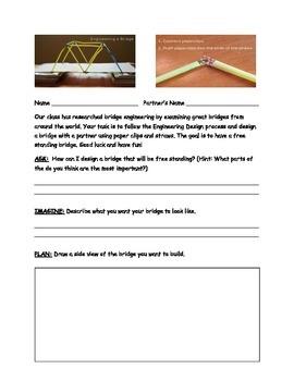 STEM-Designing a Bridge
