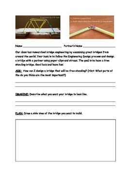 STEM-Designing a Bridge
