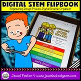 DIGITAL Engineering Design Process Flipbook (Digital STEM