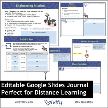 STEM Drag Device Parachute Challenge (Engineering Design Process)