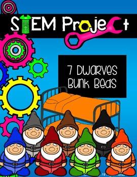 STEM - Dwarfs' Bunk Bed