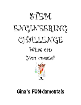 STEM ENGINEERING CHALLENGE / NGSS