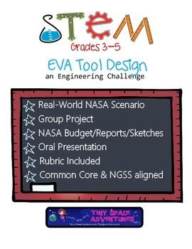 STEM EVA Tool Design Challenge: Grades 3-5