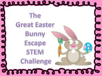 STEM Easter Bunny Trap Challenge