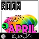 April STEM Challenges includes Easter Activities | Google