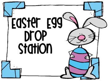STEM Easter Stations