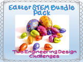 """Easter STEM Bundle Pack"" Two Engineering Design Challenges Intermediate"