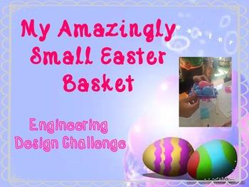 """""""Easter STEM Bundle Pack"""" Two Engineering Design Challenges Intermediate"""