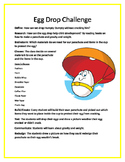 STEM Egg Drop Challenge
