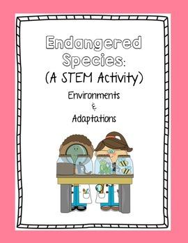 STEM Endangered Species