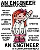 STEM Engineer Poster for Elementary [someone who]