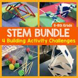 STEM Engineering: 4 Activities {Middle School} Bundle